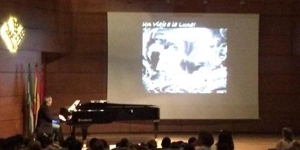 Conciertos Didácticos con Piano y Cine