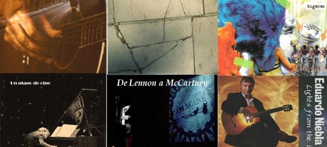 Catalogo de los discos de nuestros artistas Musikarte